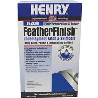 Henry H-549 FeatherFinish Underlayment Patch and Skimcoat