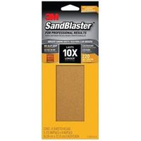SANDPAPER GRIP 220 3-2/3X9IN