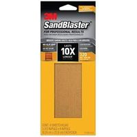 SANDPAPER GRIP 320 3-2/3X9IN