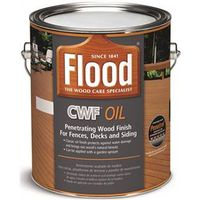 Flood/PPG FLD447-01 CWF-Oil Exterior Wood Finish