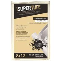 Double Guard Super Tuff 02601 2-Layer Drop Cloth