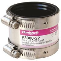 Pro-Flex 3000 Flexible Shielded Pipe Transition Coupling