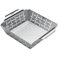 BASKET GRILLING STAINLESS STL