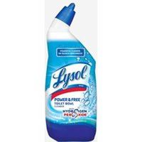 Lysol Power & Free 88297-FWO Toilet Bowl Cleaner