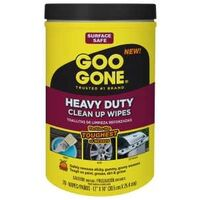 WIPE CLEAN UP HEAVY DUTY CLEAR
