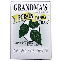 Remwood 67012 Grandma's Pure and Natural Poison Ivy Bar