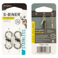 S-BINER MICROLOCK SS