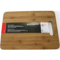 CUTTING BOARD BAMBOO 11X15IN