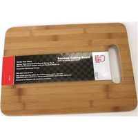 CUTTING BOARD BAMBOO 12-1/2IN