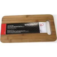 CUTTING BOARD BAMBOO 7-1/5X14