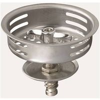 PlumbPak PP820-34 Replacement Basket Strainer With Twist N Lock Post