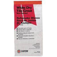 White Dry WDG25  Non-Shrinking Non?Sanded Tile Grout?