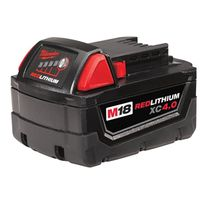 BATTERY CORDLESS RED LITH 18V