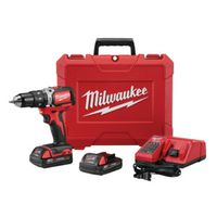 KIT DRILL/DRIVER COMPACT 1/2IN