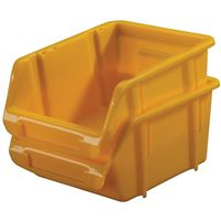 Stack-On BIN-1507 Small Storage Bin