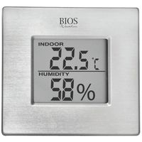 THERMO HYGROMETER BIOS GRY