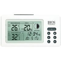 THERMO HYGROMETER WHT
