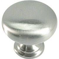 Mintcraft C893BNI Round Mushroom Cabinet Knob