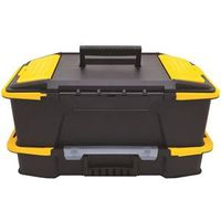 Stanley Click 'n' Connect 2-in-1 Tool Box 12 in W x 19 in D x 6 in H