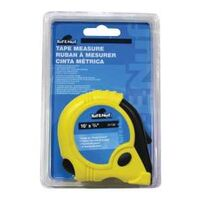 TAPE MEASURE 3/4IN X 16FT YEL