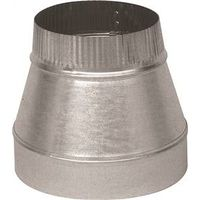 DUCT REDUCER 6IN - 4IN 30GA