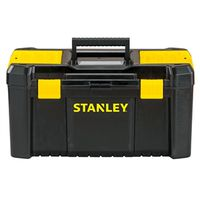 TOOLBOX W/PLASTIC LATCH 19IN