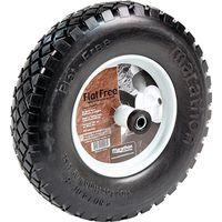 Arnold 00047 Flat Free Knobby Wheelbarrow Tire