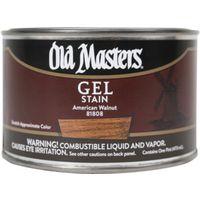 Old Masters 81808 Oil Based Gel Stain
