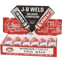 J-b Weld 8265 Cold Welding Compound Display