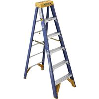 Werner Old Blue Single Sided Step Ladder