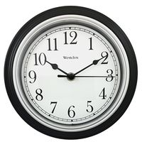 Westclox 46991A Wall Clock