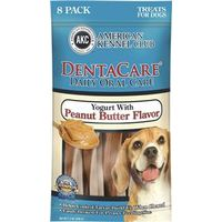TREAT DOG PEANUT BUTTER 8CT