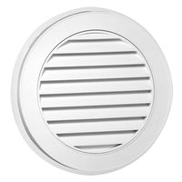 GABLE VENT 18IN ROUND