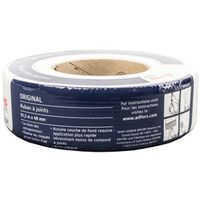 TAPE DRYWL MSH 2INX300FT WHT