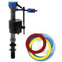 VALVE TOILET/SEAL KIT