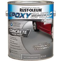 Rustoleum Epoxy Shield Concrete Floor Paint