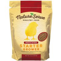 FEED CHICKEN MEDICATED 10LB