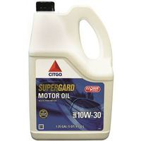 CITGO SUPERGUARD Motor Oil