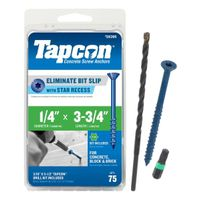 Tapcon 24395 Concrete Screw