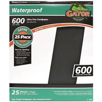 Gator 3280 Waterproof Sanding Sheet