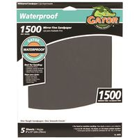 Gator 4470 Waterproof Sanding Sheet