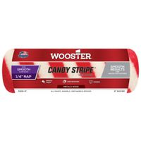 Wooster CANDY Stripe Shed Resistant Paint Roller Cover