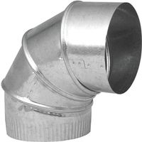 Imperial GV0299-C Adjustable Stove Pipe Elbow