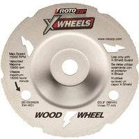 ROTOZIP WOOD WHEEL 1PACK