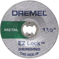 STONE GRINDING EZ LCK 1-1/2IN