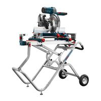 STAND MITER SAW GRAVITY RISE