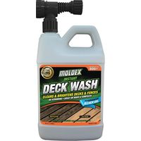 DECK WASH INSTNT HOSE END 64OZ