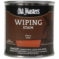 Old Masters 11316 Oil Based Wiping Stain