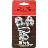 Koch 143121 Wire Rope Clip