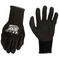 GLOVES WORK BLK LARGE/X-LARGE